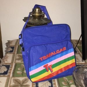 Trafalgar HOST PICK vintage travel bag NWOT